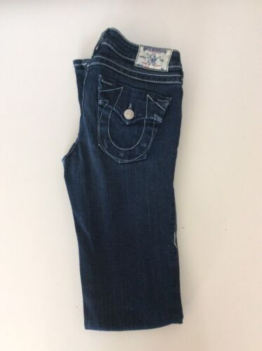 Skinny Blue Waist Religion Section Jeans Slim True Women's Leg Julie Fit 33