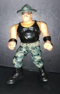 WWF-Hasbro-Wrestling-Figurine-Sgt-Slaughter-Series-3
