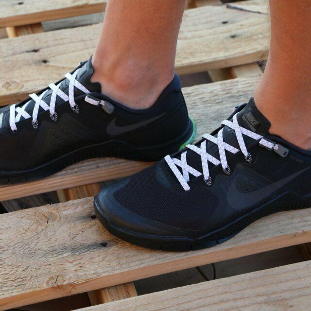Xpand Laces - Original No Tie Elastic Shoe Laces - Reflective Colours