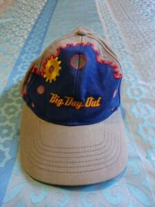 034-Big-Day-Out-034-Australia-Festival-Hat-vintage-2001-size-M-L-cap