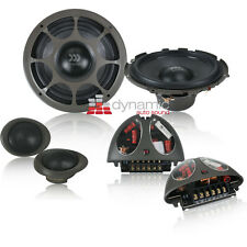 "Morel VIRTUS 602 Car Audio 6.5"" Component Speakers 2-Way 300W Virtus602 New"