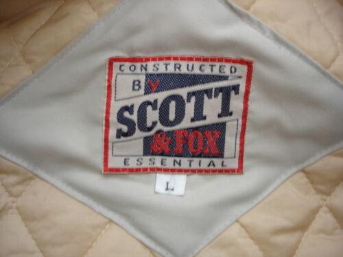 Fox Scott Blouson Scott Doubl Fox wWC7fawn85