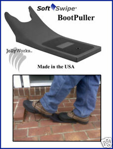 BOOT PULLER, BOOT JACK, SHOE REMOVER BY SOFTSWIPE®