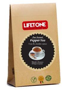 Schwarzer-Pfeffer-Tee-Antioxidant-Gewichtsverlusst-Hautpflege-Lecker-100