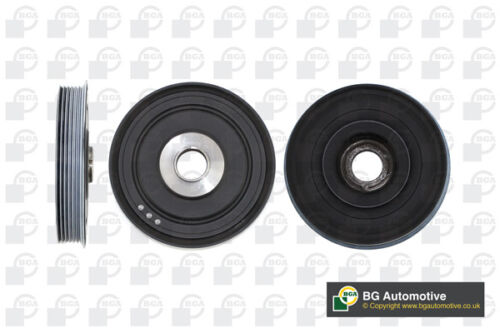 BGA Crankshaft Pulley Belt TVD Torsion Vibration Damper DP0597-5 YEAR WARRANTY