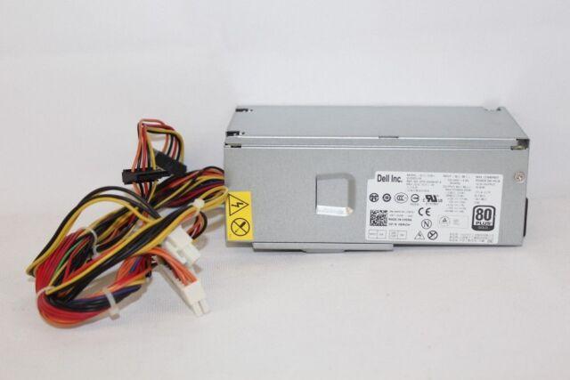 NEW Genuine Dell 250W CYY97 7GC81 Power Supply Unit PSU For Optiplex 990 790 390