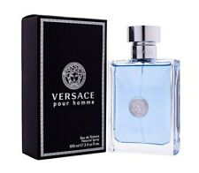 Versace Pour Homme Signature by Versace 3.4 oz EDT Cologne for Men New In Box
