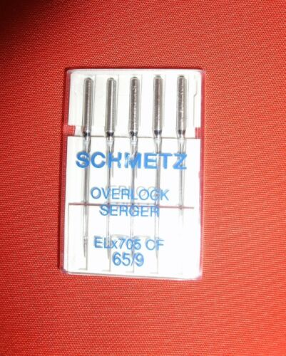 elx705 CF Schmetz-plano pistón aguja nm 65