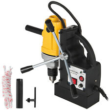 Vevor Magnetic Drill Press 1hp 750w 12 Boring 1910 Lbs Force Tabletop Md13