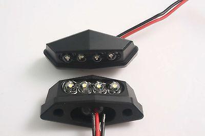 LED Kennzeichenbeleuchtung Metallgehäuse 46mm z.B. div. Can-Am Modelle