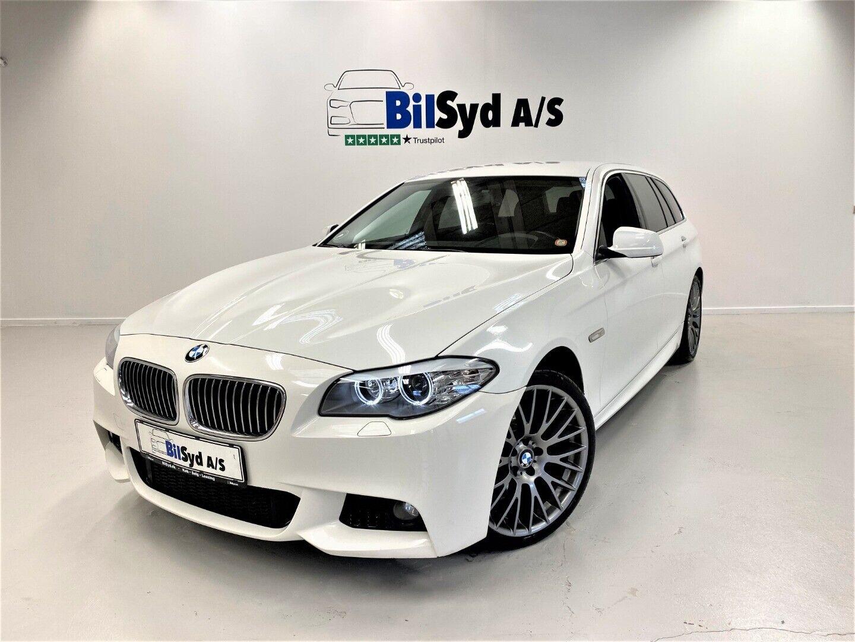BMW 520d 2,0 Touring aut. 5d - 259.980 kr.