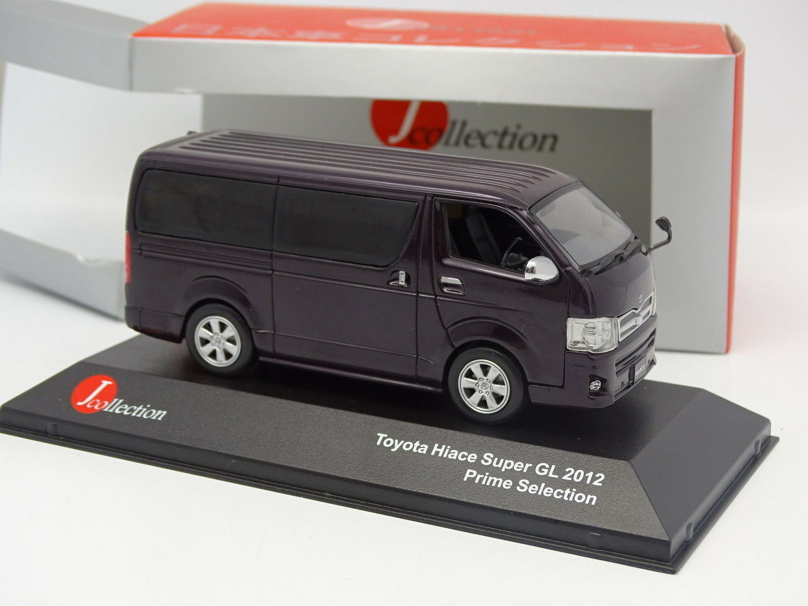 J Collection 1 43 - Toyota Hiace Super GL 2012