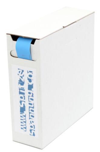 5 m Bleu jssrshq 190-bl D = 19,0mm//d = 9,5 mm High-Quality Schrumpfschlauch Box 2:1