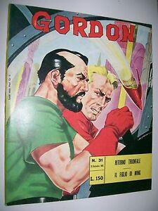 GORDON-N-31-RITORNO-TRIONFALE-IL-FIGLIO-DI-MING-FRATELLI-SPADA-25-9-1965-FLASH
