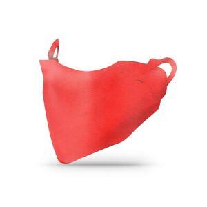Sovie Care Einweg Behelfs- Mund- und Nasenmaske M1 in Rot aus PP-Vlies - 100 Stü