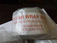Wholesale Liquidation Splice One Kt-1500 Wrap Lot Of 3