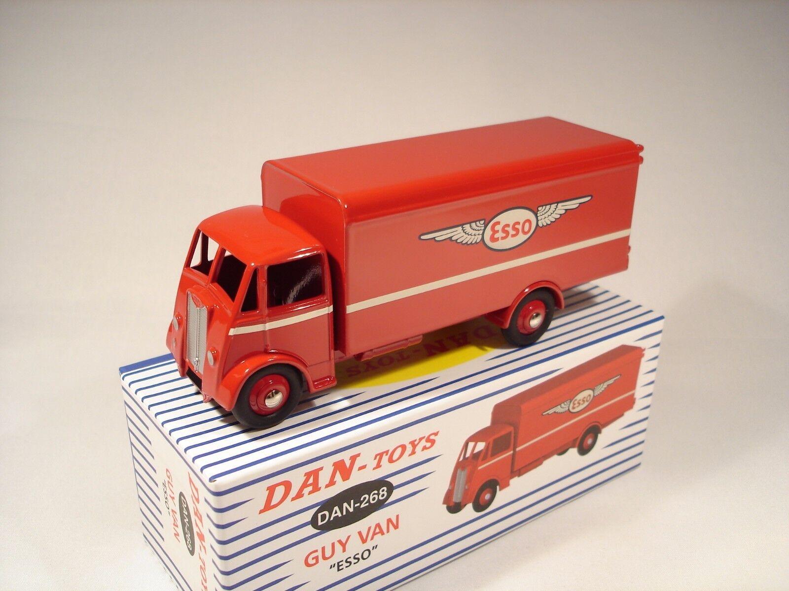 DAN TOYS  Guy Van Esso (Exclusivité Ex.DAN Dan-Toys, Série de 500 Ex.DAN (Exclusivité 268 521ad9