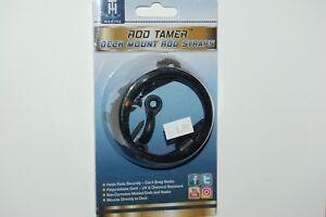 "TH Marine RT-14/""Rod Tamer/"" Deck Mount Rod Straps"