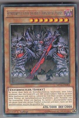 YU-GI-OH Erzunterweltler Kaiser Der Oberste Herrscher des Horrors Rare MP14-DE84
