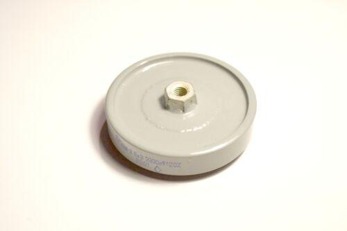 KVI-3 3300pF 10kV Doorknob Capacitor NOS