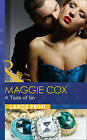 A Taste of Sin by Maggie Cox (Hardback, 2015)