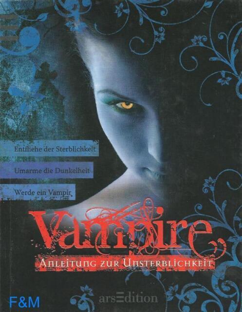 Vampire  Anleitung zur Unsterblichkeit  Taschenbuch  Fantasy ++Ungelesen ++