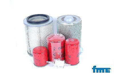 Filterset Demag SC 30 DS2 Motor Deutz  F 2 1011 F komplett Filter