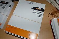 Case 885 Tier 3 Iii Motor Grader Spare Parts Manual Book Catalog Road 2006 Three
