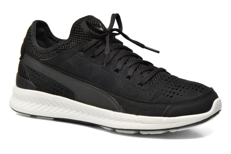 Puma cortos Ignite Sock Negro-Blanco calcetines cortos Puma ecf046