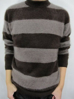 New mink cashmere sweater men cashmere pullovers mink sweater free shipping T178
