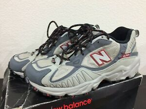 Details about NEW Mens New Balance 470 Size 7 Grey/Red Running Vintage 2001 FOR COLLECTORS
