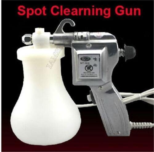 220V Elektrische Textil-Spot Reinigung Spritzpistole Wassersieb Druckpistole uw