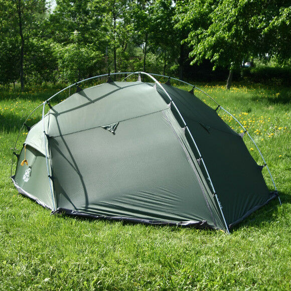 4 Season Tent for 3 Person  Octopus 3 . All-Season and Storm-Resistant.