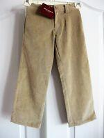 Neck & Neck Juniors Boys Corduroy Pants Size 5 European Styling