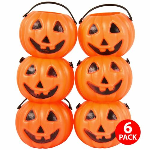 Halloween Mini Sweet Pot Children Trick Treat Accessory Decor Party Bags Cone
