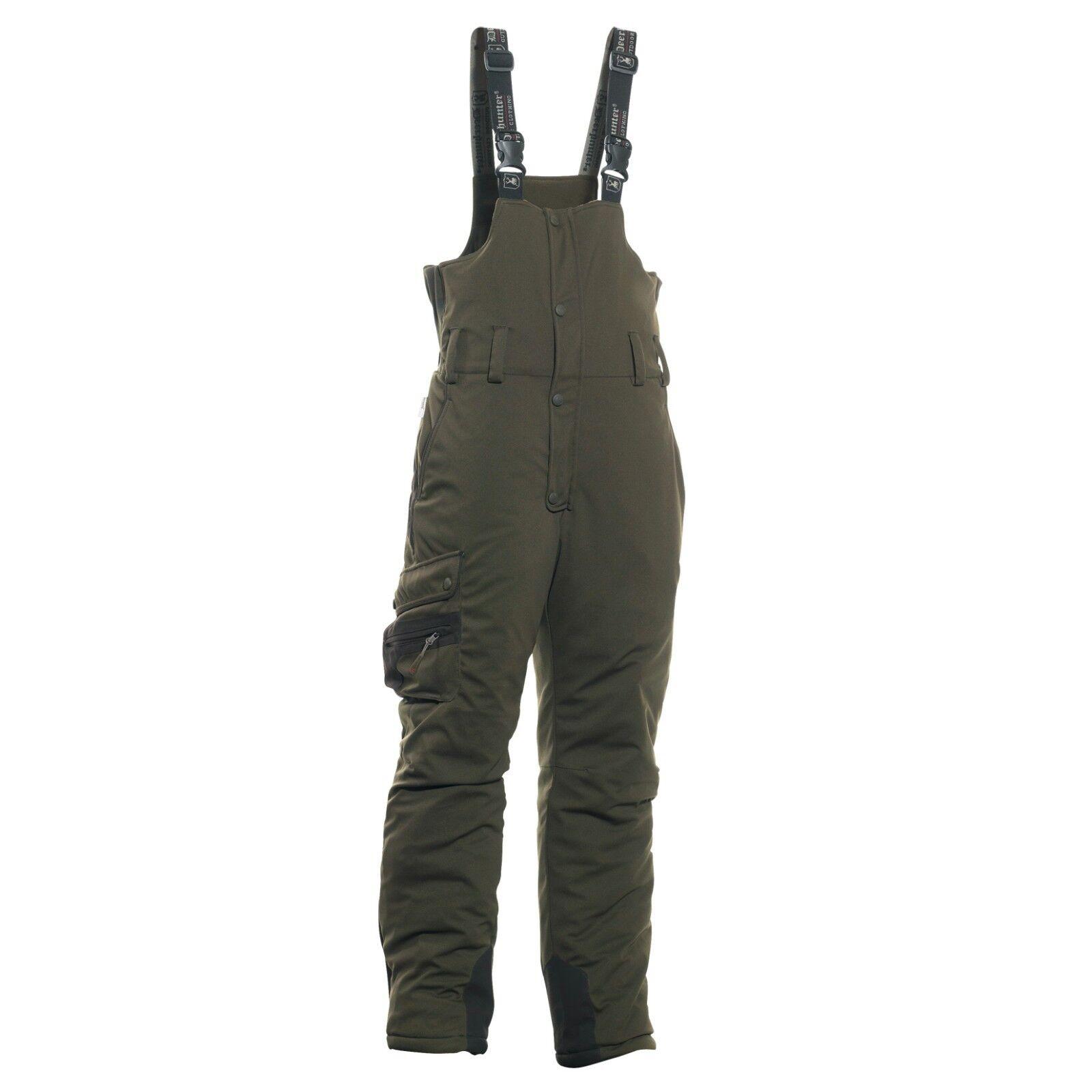 Deerhunter Muflon Bib & Brace Waterproof Trousers