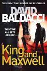 144726505x Very Good King and Maxwell Baldacci David