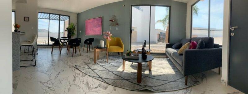 Casa en Residencial 3 rec con Sports Club y Piscina cerca de CDMX sur(CUERNAVACA)