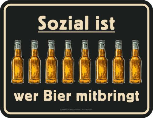 Pub Sign-social is who Beer brings Men Gift Metal Sign