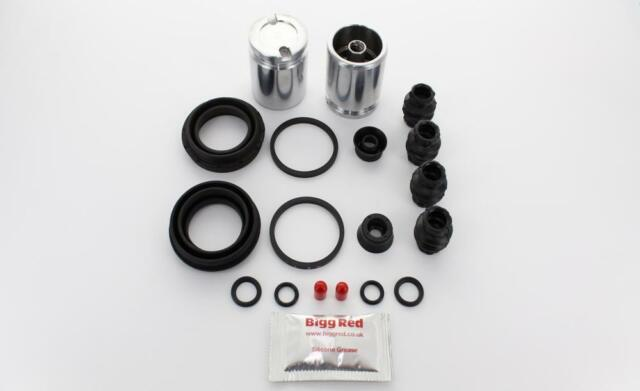 BRKP199S for JAGUAR XJ Rear brake caliper repair seal kit stainless pistons