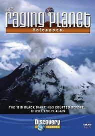 The Raging Planet - Raging Planet: Volcanoes [DVD] - DVD  5UVG The Cheap Fast