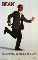 Entertainment Posterrowan Atkinson Mr Bean Strange+odd Just Original Print