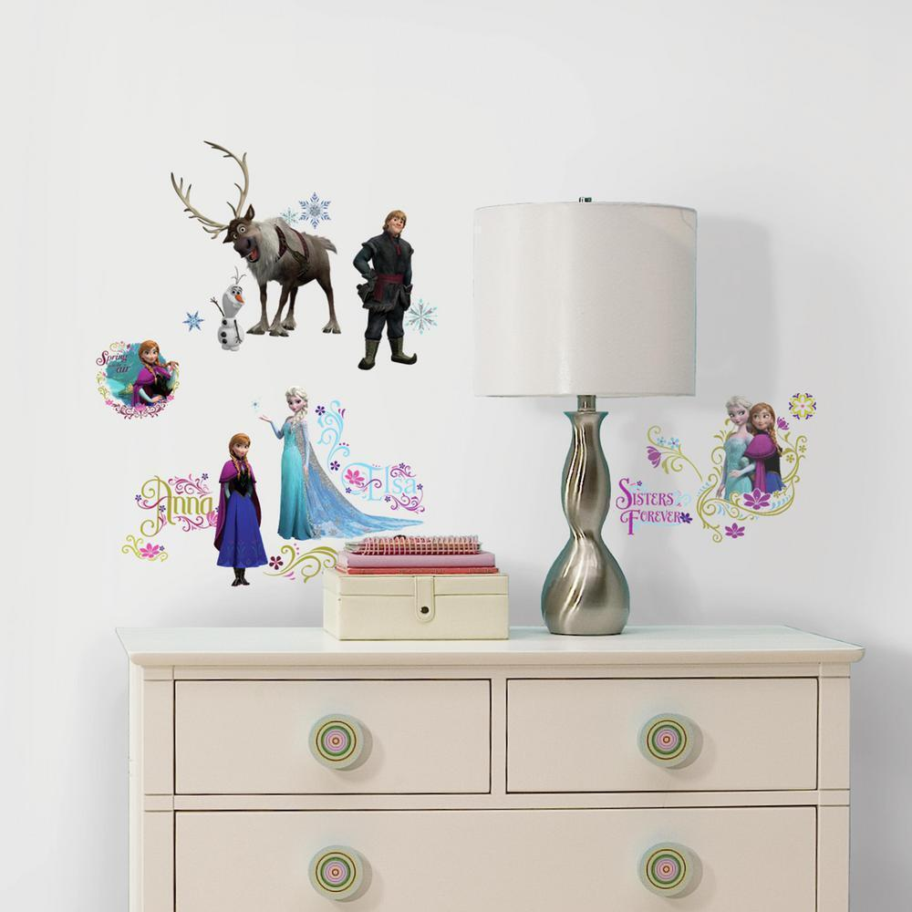 RoomMates RMK1413SCS Wall Decal Multi