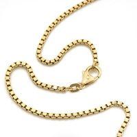 Venezianerkette 585 Gold Unisex Gelbgold Halskette Collier Echtschmuck Neu