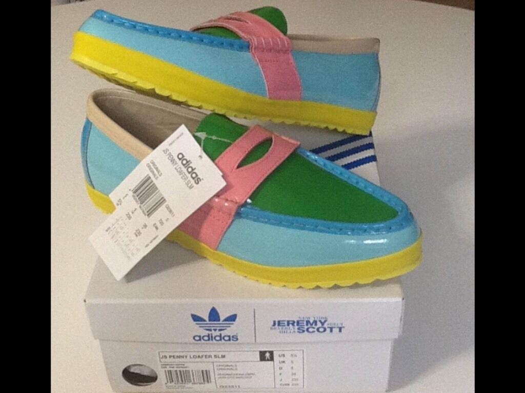 Jeremy Scott Per Adidas chaussures Numero 38 E 40 1 2. Nuove Originali
