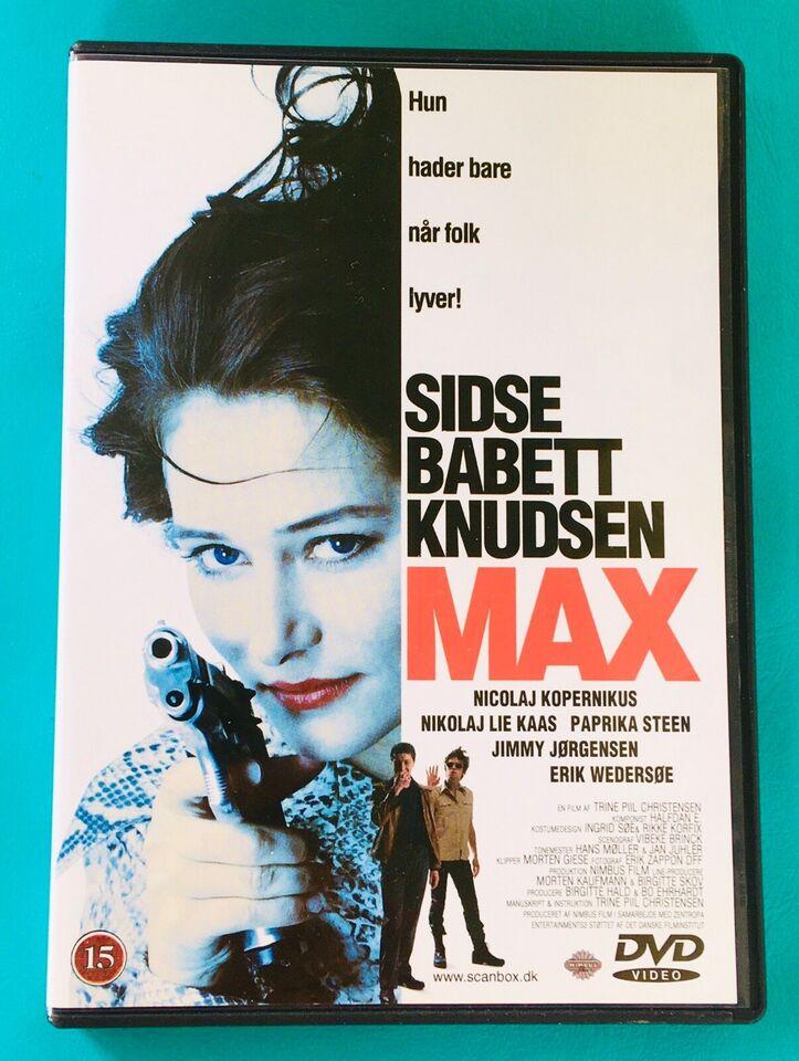 MAX, DVD, komedie