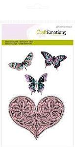 Motiv-Stempel-Clearstamps-Set-4St-Herz-Schmetterlinge-CraftEmotions-130501-1082