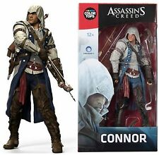"Assassins Creed III Colour Tops Red Connor 7"" Figure McFarlane Toys IN STOCK"