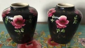 Antique Vintage Ceramic Vases Urns Made