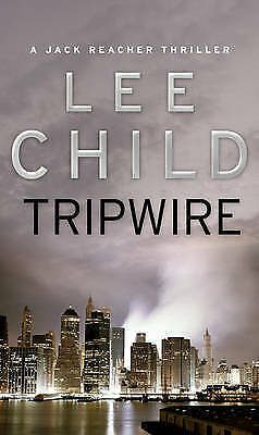 1 of 1 - Tripwire by Lee Child Small Paperback 20% Bulk Book Discount